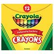 Crayola Crayons - Set of 12