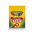 Crayola Crayons - Set of 16
