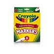 Crayola Classic Broad Line Markers - Set of 8