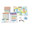 Math Learning Center: Hundred Counting Chart, Grades 1-2