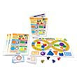 Math Learning Center: Plane Shapes, Grades 1-2