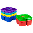 Classroom Caddy - Assorted Colors - Set of 6
