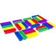 Pencil Trays - Assorted Colors - Set of 30
