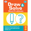 Draw & Solve Word Problems: Modeling Word Problems for Addition and Subtraction within 10