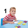 Sensational Math™ Hands-On Tally Marks™ Activity Card Set - Grade 1