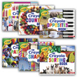 Crayola Concepts Books - Set of 6