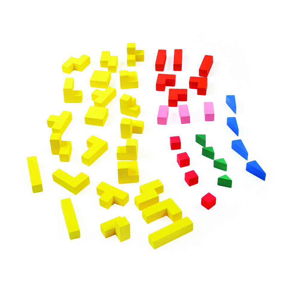 Polysolids, Set of 44