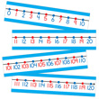 Number Line Bulletin Board Set: -20 - 120