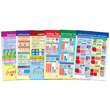 Addition & Subtraction Number Sense Bulletin Board Chart Set - Set of 6