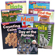 Math in the Real World 8-Book Set - Measurement & Data: Grades K-1