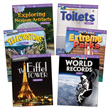 Math in the Real World 6-Book Set - Measurement & Data: Grades 4-5