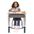 Bouncy Bands® for Desks - Blue