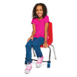 Bouncy Bands® for Elementary School Chairs - Blue