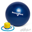 Balance Ball No-Roll Weighted Seat - Blue, 45cm
