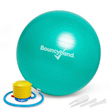 Balance Ball No-Roll Weighted Seat - Green, 55cm