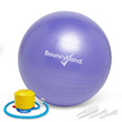 Balance Ball No-Roll Weighted Seat - Purple, 55cm