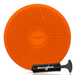 Little Wiggle Seat Sensory Chair Cushion - Orange