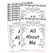 My Own All About Me Book: Kindergarten 10-Pack