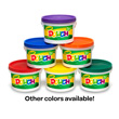 Crayola Dough 3 lb. Resealable Buckets 6-Pack - Assorted Colors