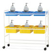 Hand Sanitizer Cart - Basic