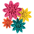 Paper Flowers - Beautiful Brights