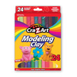 Cra-Z-Art Modeling Clay - 24 Count