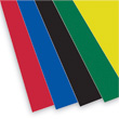 Foam Project Board - Assorted Colors, 20 x 30 - Pack of 10