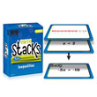Math Stacks Inequalities Game: Grades 6-8