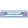 Desk Name Plates: Grades K-1 - Set of 30