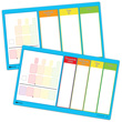 Place Value Fluency Mats: Ones to Thousands - Set of 10