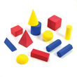 QuietShape® Foam GeoModel® Solids - 10 Sets of 12