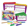 EAI® Education Bar Models Activity Set - Mult. & Div. between Whole Numbers & Unit Fractions: Gr 4-5