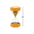 Large Sand Timer - 3 Minute: Orange