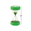 Large Sand Timer - 10 Minute: Light Green