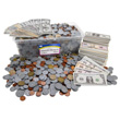 Bills and Coins Classroom Money Kit