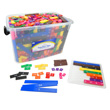 Fraction Tiles with Tray: Equivalency Classroom Set