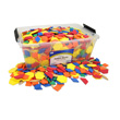 QuietShape® Foam Pattern Blocks 0.5 cm - Set of 1250