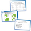 Fraction Warm-Ups: Problem Solving Task Cards - Grade 3