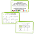 Fraction Warm-Ups: Problem Solving Task Cards - Grade 4