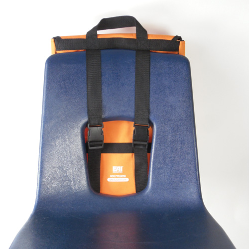 NeatSeat® Classroom Chair Organizer: Single - Lime Green