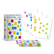 EAI® Education 0-13 Playing Cards: Set of 8