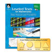 Leveled Texts for Mathematics: Data Analysis and Probability w/CD
