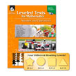Leveled Texts for Mathematics: Numbers and Operations w/CD