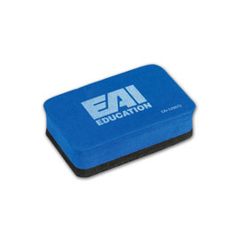 QuietShape® Foam Student Eraser - Set of 10