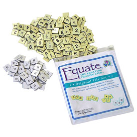 Equate® Original Tiles - Set of 190