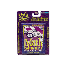 MathSMART™: Fraction Subtraction: Common Denominator