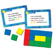 Color Tile Fraction Puzzles: Grades 5+