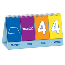 GeoModel® 2D Shapes Flip Chart: Demonstration