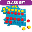 QuietShape® Connecting Ten Frame Boards - Classroom Set of 20