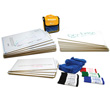"Centimeter Dry-Erase Boards: 11"" x 16"" Double-Sided Kit"